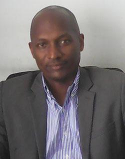 Serge Musana - TIDO Coordinator